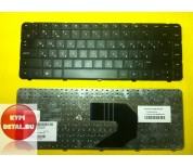 Клавиатура для ноутбука HP Pavilion G4-1000 G6-1000 CQ43 CQ57 430 630S 635 Cq57 CQ58 чёрная, с русск