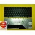 Клавиатура для ноутбука MSI U100 U90 U110 U120 чёрная, с русскими буквами MP-08A76SU-359 S1N-1ERU271