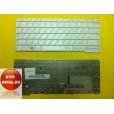 Клавиатура для ноутбука Samsung N128 N140 N148 N150 NB30 N158 NB20 N102 N102S белая, с русскими букв