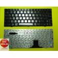 Клавиатура для ноутбука Asus EEEPC 1000 чёрная, с русскими буквами Asus Eee PC 904H, 904HA, 904HD, 9