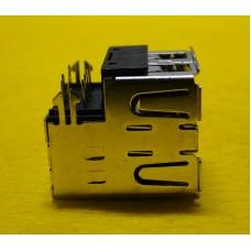 USB 2.0 разъём A263 10мм