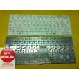 Клавиатура для ноутбука MSI U100 U90 U110 U120 белая, с русскими буквами V022322AK