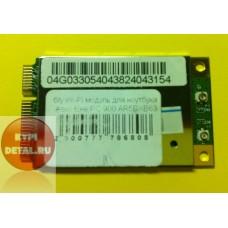 б/у Wi-Fi модуль для ноутбука Asus Eee PC 900/4G/Samsung NP-R60S/ASUS X50N AR5BXB63, ASUS X59S