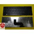Клавиатура для ноутбука Packard Bell TJ65 Gateway NV52 NV54 NV5213U NV5214U чёрная,  с русскими б