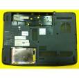 б/у Корпус для ноутбука Acer Aspire 5520 нижняя часть + USB панель