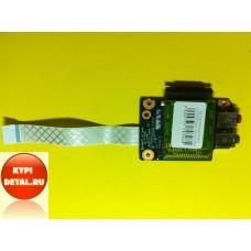 б/у Card Reader Board LS-5753P для Lenovo G565 G560