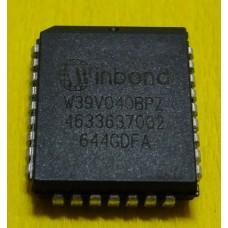 W39V040BPZ биос