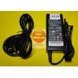 Блок питания для ноутбука Fujitsu Siemens 20V 3.5A 65W (5*5х2*5мм) + кабель питания
