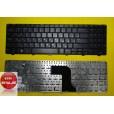 Клавиатура для ноутбука Dell Inspiron 15 N5010 M5010 чёрная, с русскими буквами NSK-DRASW 0R 9Z.N4BS