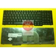 Клавиатура для ноутбука Acer Aspire 9800 9810 8200 NSK-AF11D 9J.N8782.11D 6037B0018601 чёрная, с анг