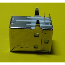 USB 2.0 разъём угловой для принтера