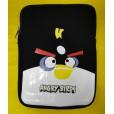 """Чехол для планшетного компьютера 8"""" Angry Birds SA-C009 цвет чёрный, длина 24 см., ширина 18 см."""