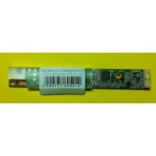 б/у Инвертор подсветки ASUS F3T F3J X51H P/N 08G23FJ1010 10pin
