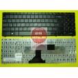 Клавиатура для ноутбука Packard Bell ST85 ST86 MT85 TN65 чёрная,  с русскими буквами P/N MP-07F33SU-