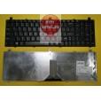 Клавиатура для ноутбука Acer Aspire 1800, 1801, 1802, 1803, 1804, 9500, 9502, 9503, 9504 чёрная,  с