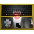 Клавиатура для ноутбука Packard Bell NV40 NV42 NV44 NV48 NV4000 NV4005 nv4005v чёрная, с русскими бу