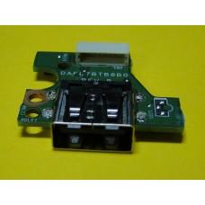 б/у USB плата для ноутбука Lenovo ThainkPad X120e P/N DAFL7BTB8B0
