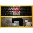 Клавиатура для ноутбука Dell Vostro 3700 чёрная, с русскими буквами 90.4RU07.S0R V104030AKS1 014XD2