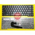 Клавиатура для ноутбука Samsung Aegis 400B чёрная, с русскими буквами P/N 9Z.N6YSN.00R 9Z.N6YSN.11E