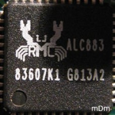 ALC883 REALTEK