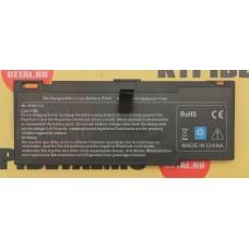 Аккумулятор для ноутбука HP Envy 14 15 17 14-e 15-e 17-e, 11.25V чёрный  14.8V 5200mah