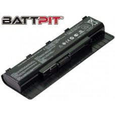 Аккумулятор для ноутбука Asus N46 N56 N76 G56J G56 G56J N46 N46V N46VM 10.8-11.1V 4400mAh. Совместим