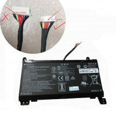 Аккумулятор для ноутбука HP Omen 17-an 12-pin (FM08, HSTNN-LB8A), 83.22Wh, 5700mAh, 14.6V ORG