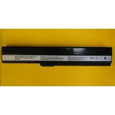 Аккумулятор для ноутбука Asus K52F A40 A50 A52А A52JB K42F K42JB K52JB K52JK K62 N82 P42 P52 Pro5 Pr