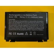 Аккумулятор для ноутбука Asus K40, K40E, K40IJ, K40IN, K50, K50AB, K50IJ, K50IN, K70, K70AB, K70IC,