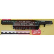 Аккумулятор для ноутбука DNS W650, 0170724, 0801482, Clevo W650SF, W650SH, W650SR, W655SR, W670SHQ,