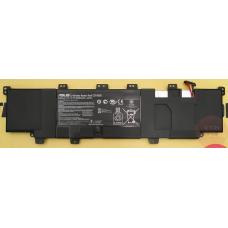 Аккумулятор для ноутбука Asus X502C,  X502CA, S500CA. 11.1V  4000mAh, C31-X502, PU500CA, C21-X502