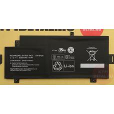 Аккумулятор для ноутбука Sony VAIO SVF15A , BPS34, 3650mAh, 11.4V черный ORG