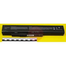 Аккумулятор для ноутбука MSI A6400 CX640 0142750, 0151279, 0153733, 0156461, 0156462, 0133243, 01431