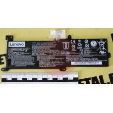 Аккумулятор для ноутбука LENOVO IdeaPad 320-15AST-80XV 320-15IKB (L16C2PB2), 30Wh, 8.7V, ORIG