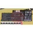 Аккумулятор для ноутбука Acer Aspire E3-111, E3-111-C6LG, E3-112, E3-112-C6YY, E11, AC13C34 2640mAh,