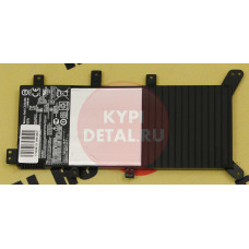 Аккумулятор для ноутбука Asus A555, F555, K555, MX555, X555, (C21N1408), 4775mAh, 7.6V, черный, ORG