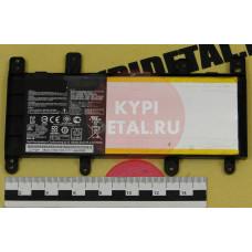 Аккумулятор для ноутбука Asus X756, X756UA, X756UQ, X756UV, (C21N1515), 4840mAh, 7.6V, ORG