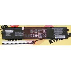 Аккумулятор для ноутбука Lenovo Y520-15IKBN, R720-15IKBN, (L14M3P24), 3910mAh, 11.5V, ORG