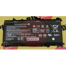Аккумулятор для ноутбука HP Pavilion 15-bс серии, Omen 15-AX, (TE03XL), 5150mAh, 11.55V, ORG