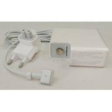 Автомобильная зарядка Apple Macbook 85W 20V 4.25A A1398 MagSafe 2, без логотипа
