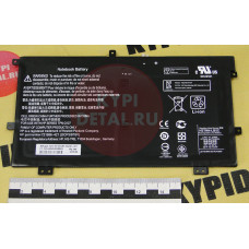Аккумулятор для ноутбука HP Pavilion 11-h000, 11-h100, (MY02XL), 2860mAh, 7.4V, ORG