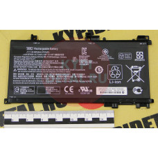 Аккумулятор для ноутбука HP Pavilion 15-bc, 15t, 15t-bc200, Omen 15-ax, (TE04XL, HSTNN-DB7T), 4112mA
