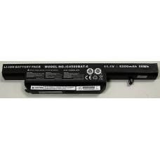 Аккумулятор для ноутбука DNS c4500bat-6 c4500bat-4 b4100m b4105 b5100m b5130m b7110 b7130 c4100 ORG