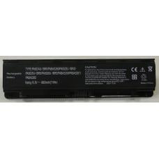 Аккумулятор для ноутбука Toshiba C800, C805, C840, C845, C850, C855, C870, C875, L830, 6600mAh, 10.8