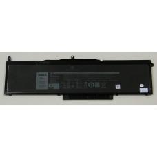 Аккумулятор для ноутбука Dell Precision 3520, 3530, Latitude 5580, 5591, (VG93N), 7666mAh, 11.4V ORG