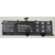 Аккумулятор для ноутбука Asus VivoBook S200, S200E, X202E, 5136mAh, 7.4V, черный C21-X202 ORG