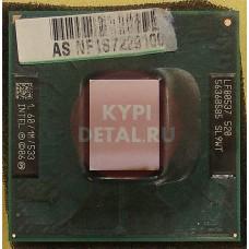 б/у Процессор Intel Celeron M 520 LF80537 (1M Cache, 1.6 GHz, 533 MHz FSB)