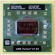 б/у AMD Turion 64 X2 (2000MHz/2 x 512KB/0.065mk/Socket S1 638pin/31W) TMDTL60HAX5DC