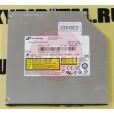 б/у Привод для ноутбука DVD -RW/+RW, LG GU10N, Black SATA UltraSlim 9.5mm