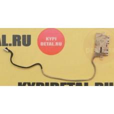 б/у USB разъем для ноутбука Asus K50 K50AF + шлейф